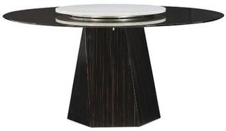 Caracole Modern Modern Edge Vector Dining Table