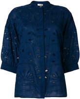 Paul & Joe embroidered shirt