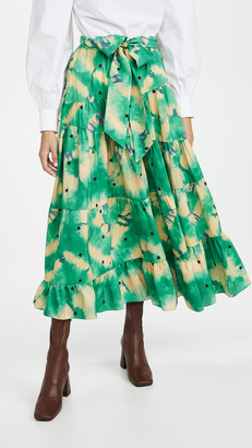 Ulla Johnson Umbra Skirt