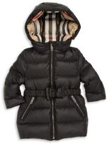 Burberry Baby's & Toddler's Hooded Puffer Jacket