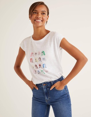 Boden Robyn Jersey Tee