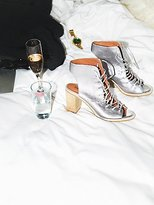 Minimal Lace Up Heel by Jeffrey Campbell x Free People