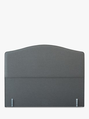 Vi-Spring Vispring Medusa Full Depth Upholstered Headboard, King Size, FSC-Certified (Chipboard)