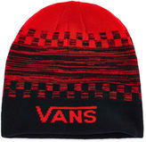 Vans Reversible Check Beanie