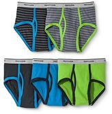 Fruit of the Loom Boys' 5-pack Fashion Brief - Assorted