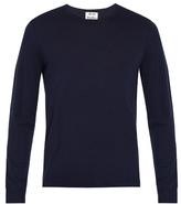 Acne Studios Clissold O Crew-neck Wool Sweater