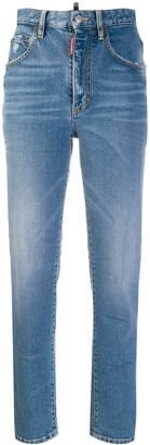 DSQUARED2 Tight Cropped jeans