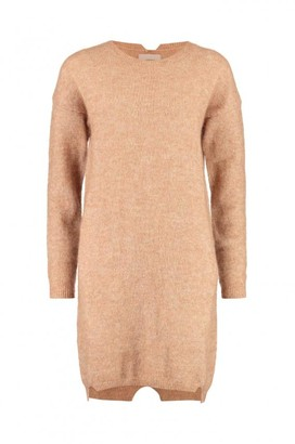 Humanoid Chestnut Aw 18 Laurel Dress - Medium - Brown