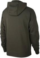 Nike Club Fleece Full Zip Hoodie - Green