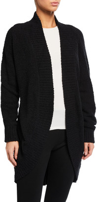 UGG Fremont Fluffy Knit Open-Front Cardigan