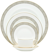 Vera Wang Wedgwood Gilded Weave Place Setting (5 PC)