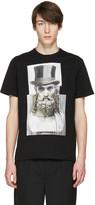 Neil Barrett Black Top Hat T-Shirt