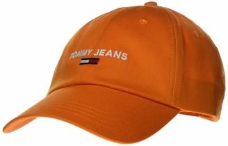 Tommy Jeans Men's TJM SPORT CAP Baseball (Black Bds) One size (Size:OS)