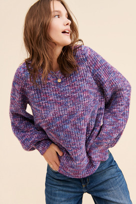 ModCloth Multicolor Pullover