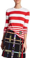 Love Moschino Stripe Sweater