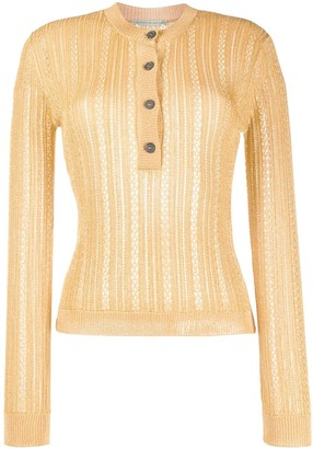 Marco De Vincenzo Knitted Top