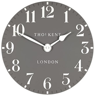 Thomas Laboratories Kent Arabic Numerals Wall Clock, Dia.30cm