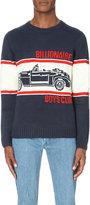 Billionaire Boys Club Car Knitted Jumper