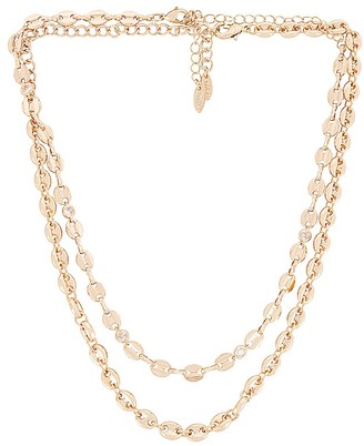 Ettika Layered Chain Necklace
