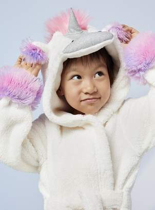 Tu Cream Unicorn Dressing Gown