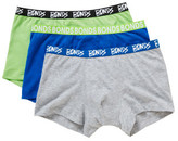 Bonds Boys Fun Pack Trunk 3 Pack