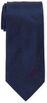 Missoni Navy Dotted Silk Tie