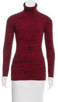 Miu Miu 2016 Mélange Turtleneck Sweater