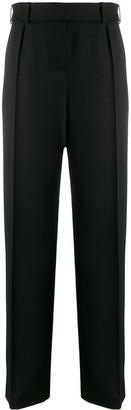 Alexandre Vauthier High Rise Wide Leg Trousers