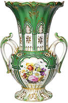 One Kings Lane Vintage 19th-C. English Painted Vase