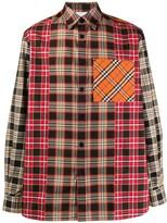 Burberry Multi-Check Shirt