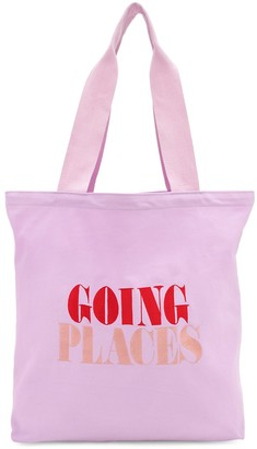 ban.do Going Places Canvas Tote