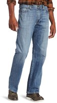 Lucky Brand Men's 181 Relaxed Straight-Leg Jean In Light Cardiff