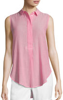 Liz Claiborne Sleeveless Tunic - Tall