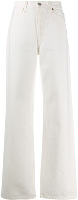 Citizens of Humanity Wide-Leg Jeans