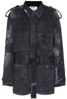 Acne Studios Liv cotton jacket