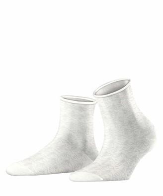 Esprit Women's Transparent Bee Ankle Socks