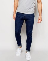 ONLY & SONS Vintage Wash Jeans in Skinny Fit