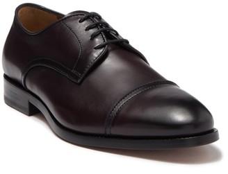 Antonio Maurizi Leather Cap Toe Derby