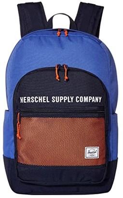 Herschel Kaine (Black) Backpack Bags
