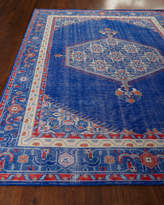 "Horchow Blue Beyond Rug, 3'6"" x 5'6"""