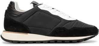 Dunhill Two-Tone Sneakers