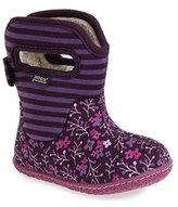Bogs Toddler Girl's 'Baby Bogs' Waterproof Rain Boot