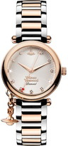Vivienne Westwood Orb Diamond Watch