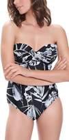 Fantasie Cocoa Island Bandeau Swimsuit