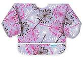 Hippy Chick Hippychick Bumkins Sleeved Bib Lilac Dandelion - Pack of 4