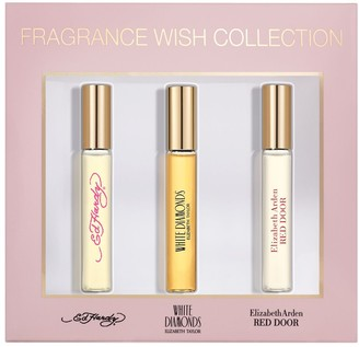 Elizabeth Taylor Fragrance Wish Collection Women's Perfume 3-Piece Rollerball Gift Set ($40 Value)