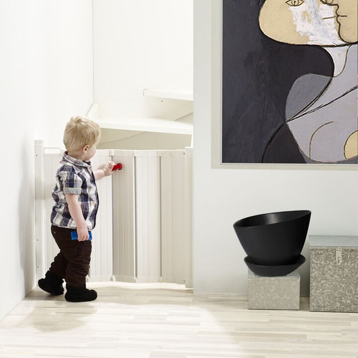 Thumbnail for your product : Babydan Guard Me Folding Safety Gate