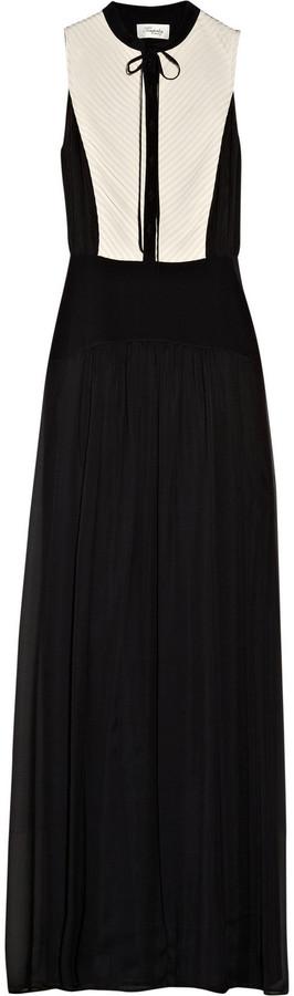 Temperley London Bette silk gown