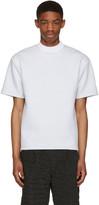 Kolor Off-white Mock Neck T-shirt