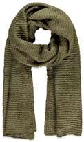 Forever 21 Brushed Knit Oblong Scarf
